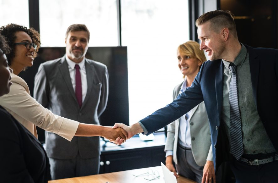 Debunking the Myth re Women and the Art of Negotiation accomplishment-agreement-business-handshake