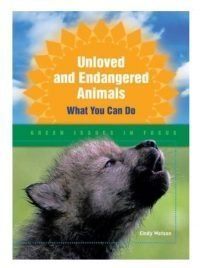 unloved-endangered-animals-author-Cindy-Watson