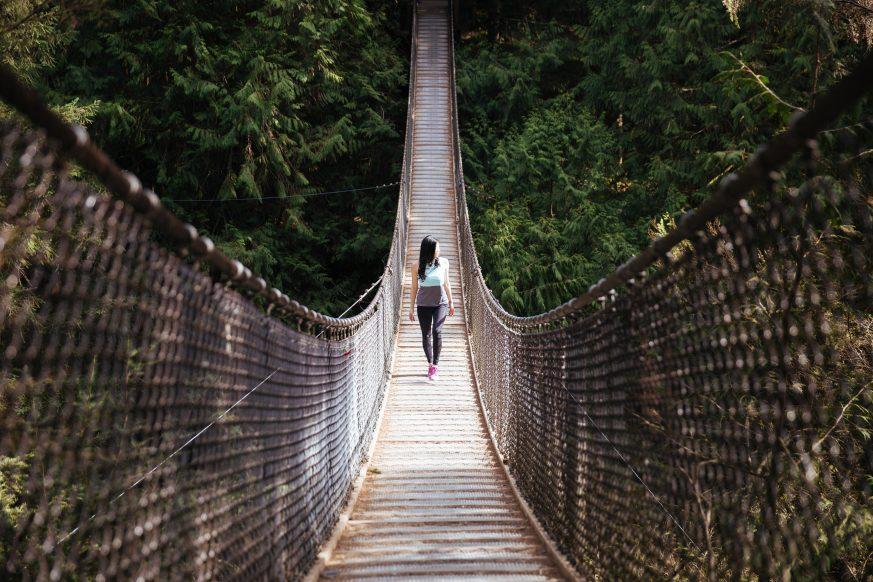 Bridging The Gender Gap-photo-woman-on-bridge