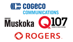 cindy watson as seen on unique-muskoka-q107-cogeco-rogers-logos