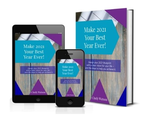 Make 2021 your best year ever blueprint  cover